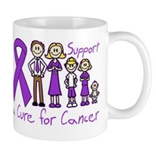 Leiomyosarcoma Support A Cure Mug