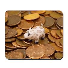 Penny Pig Mousepad