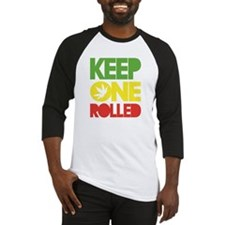 Keep one rolled Baseball Jersey