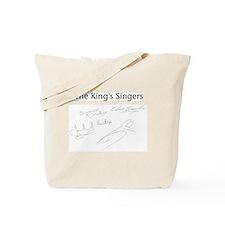 ks logos and sigs Tote Bag