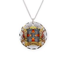 Torres Family Crest Necklace