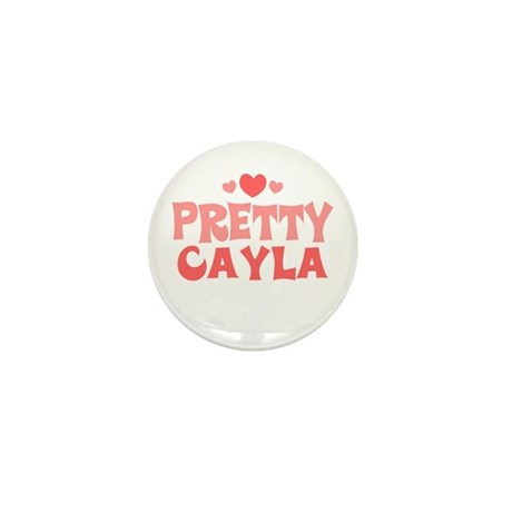 Cayla Mini Button
