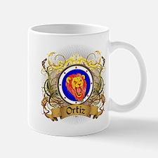 Ortiz Family Crest Mug