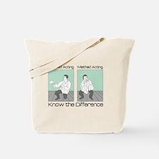 Methed Acting Tote Bag
