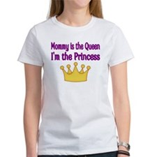 Mommy is the Queen Tee