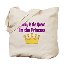 Mommy is the Queen Tote Bag