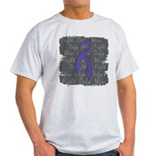 Cystic Fibrosis Fight Defy Win T-Shirt