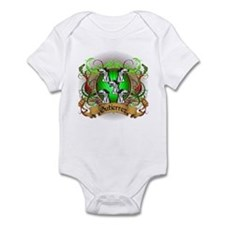 Gutierrez Family Crest Infant Bodysuit