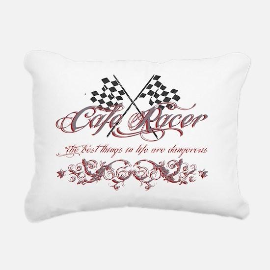 Cafe Racer - The best th Rectangular Canvas Pillow