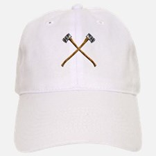 Crossed Axes Baseball Baseball Baseball Cap