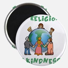 My Religion is Kindness - Dalai Lama Quote Magnet