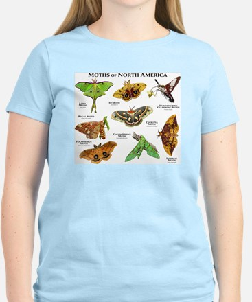 Moths of North America T-Shirt