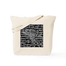mathrv Tote Bag