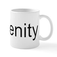 #Serenity Small Mug