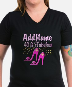 40TH PINK SHOES Shirt