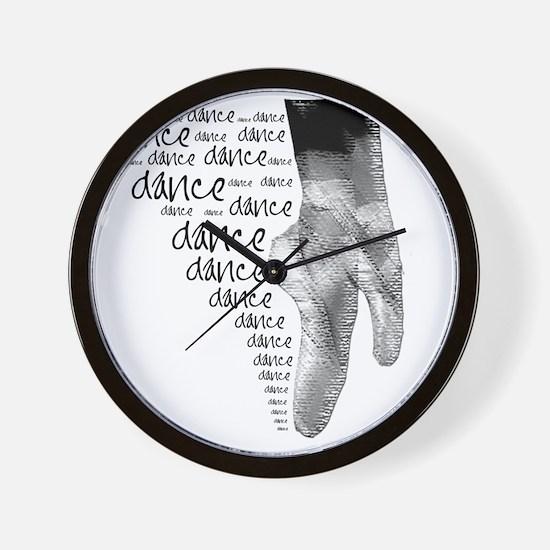dance dance dance 2 Wall Clock