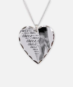 dance dance dance 2 Necklace