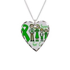 Bile Duct Cancer Support A Cure Necklace