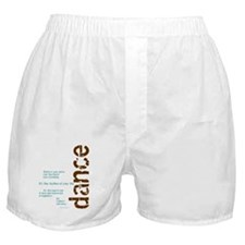 Dance the Rhythm of your Life Boxer Shorts