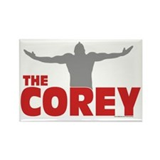 the Corey Rectangle Magnet