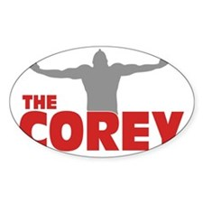 the Corey Decal