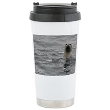 Harbor Seal Thermos Mug