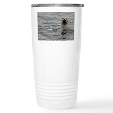 Harbor Seal Travel Mug