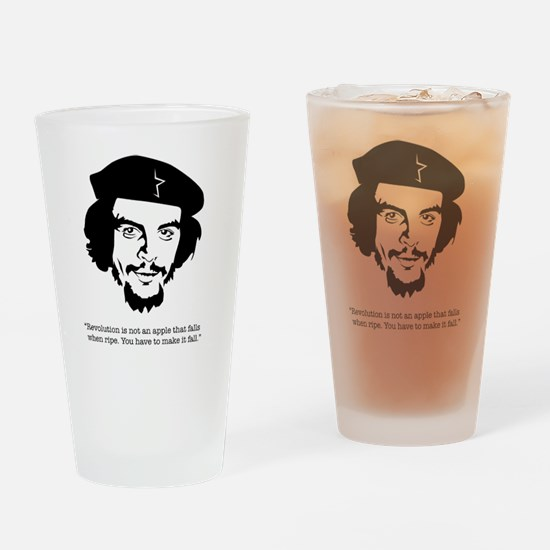 "Che ""Make it Fall"" Drinking Glass"