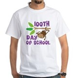 100 days of school Mens White T-shirts