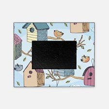 Cute Birdhouses Picture Frame