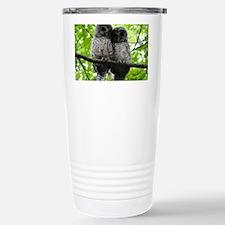 Cuddling Owls Travel Mug