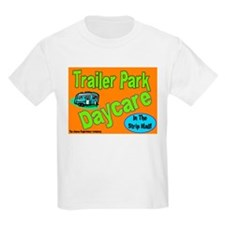 Trailer Park Daycare Kids T-Shirt