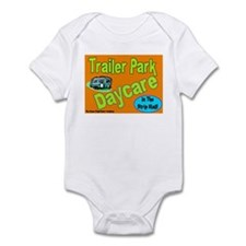 Trailer Park Daycare Infant Creeper