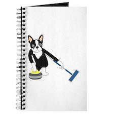 Boston Terrier Olympic Curling Journal