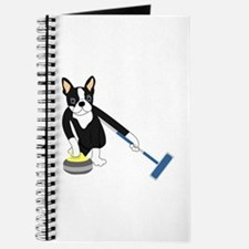 Boston Terrier Olympic Curling Journal