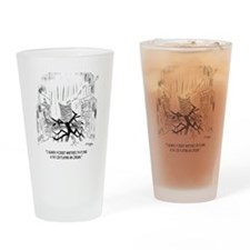 Playing an Organ or Flying a 747? Drinking Glass