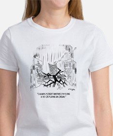 Playing an Organ or Flying a 747? Women's T-Shirt