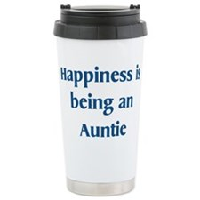 Funny Auntie to be Travel Mug