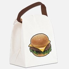 Funny Design Canvas Lunch Bag