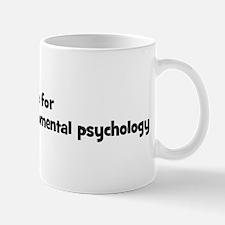 Live for evolutionary develop Mug
