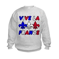 Vive La France Sweatshirt