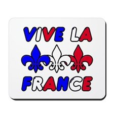 Vive La France Mousepad