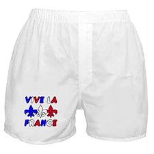 Vive La France Boxer Shorts