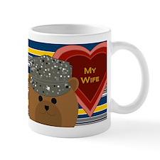 Air Force Airman Wife Valentine Mug