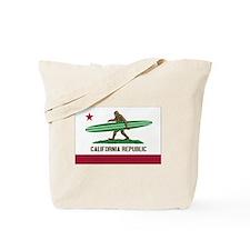 California Republic Bigfoot Tote Bag