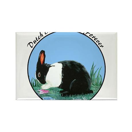 Dutch Bunny Magnets