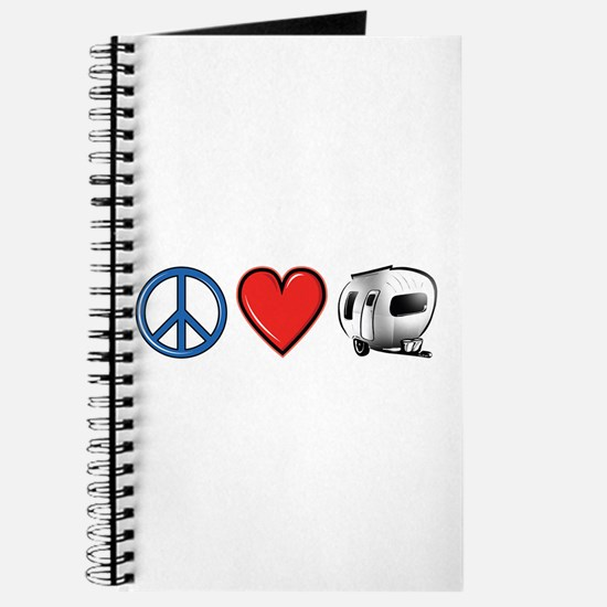 Peace Love & Camping Journal