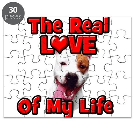 RealLoveOfMyLife Pitbull Puzzle