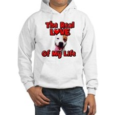RealLoveOfMyLife Pitbull Hoodie