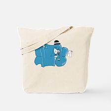 Mr Throwie Tote Bag